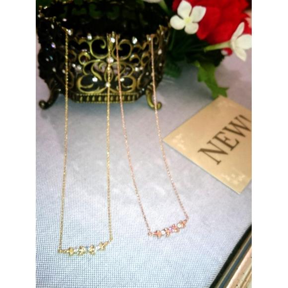 5月13日は母の日♡お花のネックレスを贈ろう
