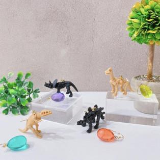 新作✰リアルな化石恐竜ピアス✰