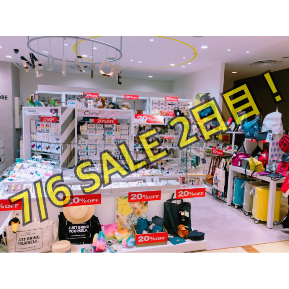 7/6★グランバザール2日目!
