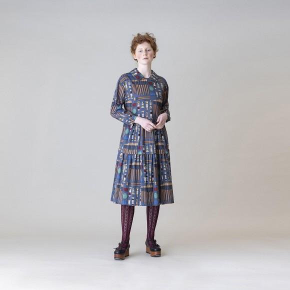 【Jane Marple】Painting kit ティアードドレス