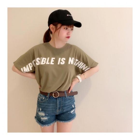 新作ロゴTシャツ♡