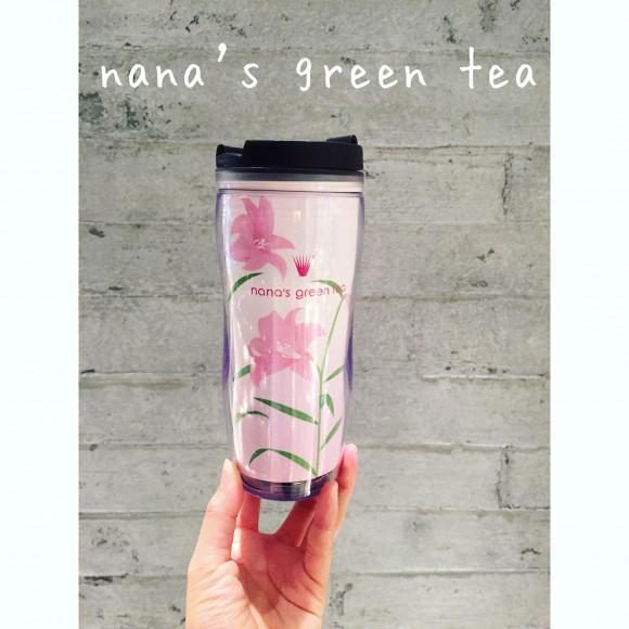 nana's green tea ♛︎タンブラー