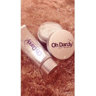 磨き続ける男≪Oh Dandy≫