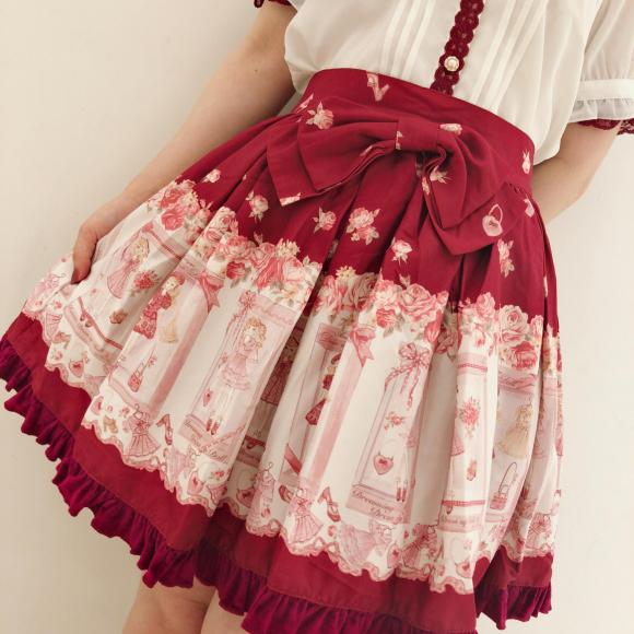LIZ LISA 秋物新作商品♡ドレスアップドールスカート