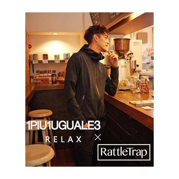 「1piu1uguale3 RELAX」×「RattleTrap」コラボ紹介☆マインドブロウ仙台パルコ店