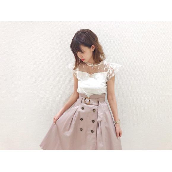 2色買い続出♡優秀スカート