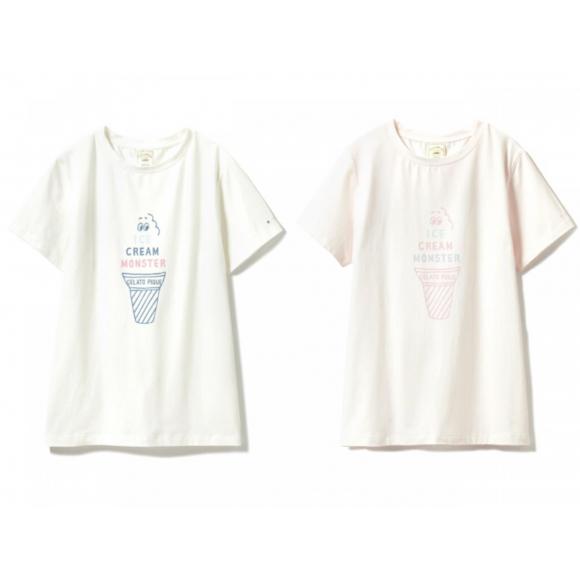 ♡アイスクリームモンスターワンポイントシリーズ♡