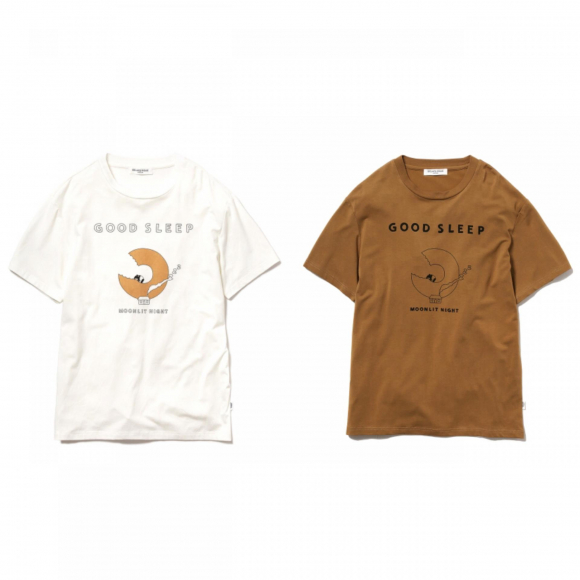 ♡【HOMME】GOOD SLEEPワンポイントTシャツ♡