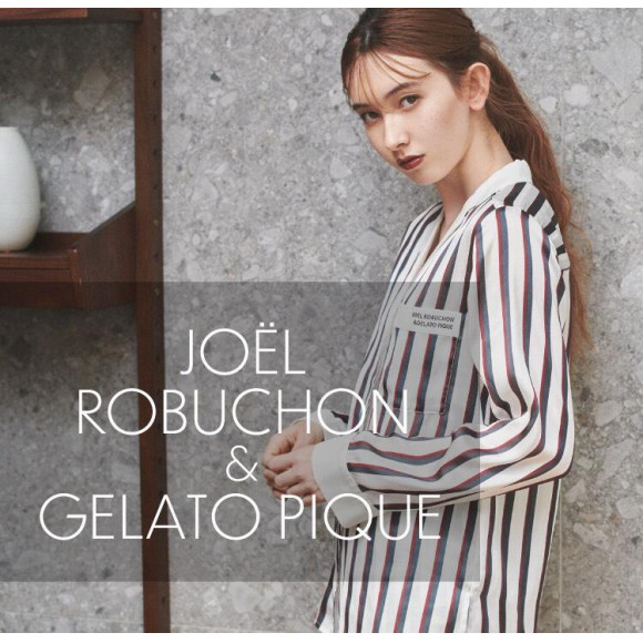 JOEL ROBUCHON & GELATO PIQUE