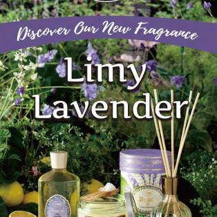 2019年スプリングコレクション  『Limy Lavender』 3月21日発売