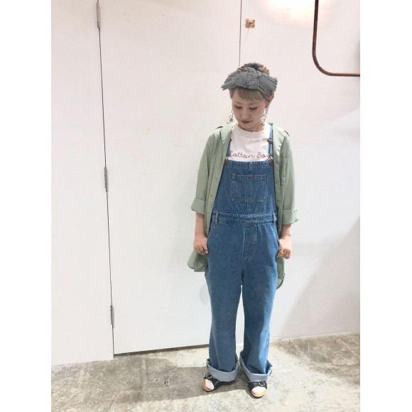 → figLondon ← cold dyed 開襟シャツ