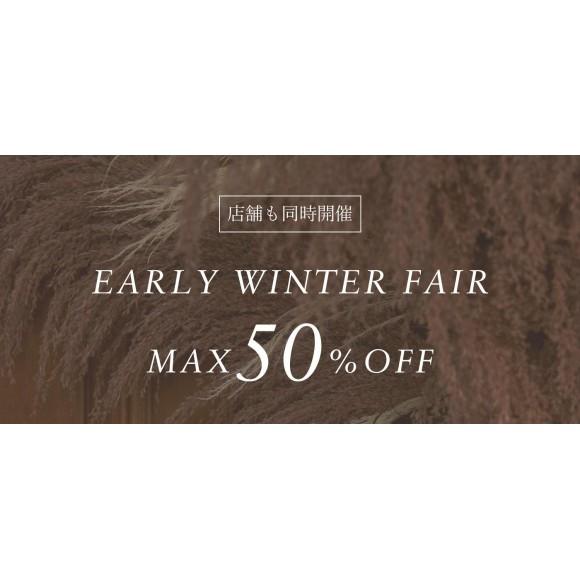 ☆Early winter fair☆