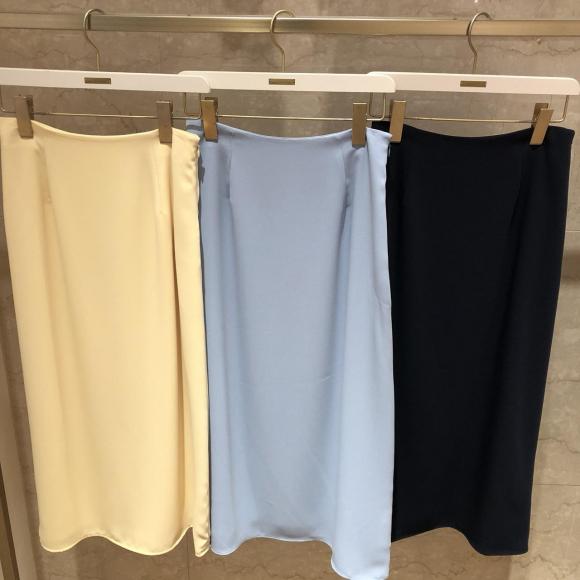 カラースカート♡