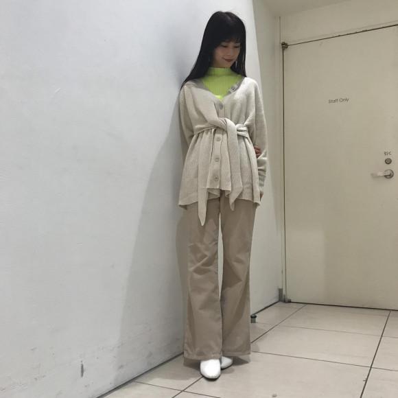 スタッフコーデ☆