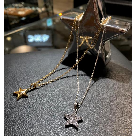 ★大人気トップ 星ネックレス★