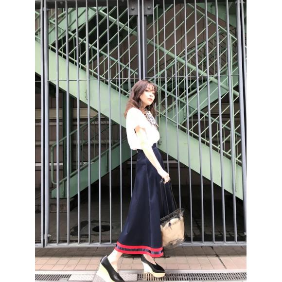 フレアスカート♡
