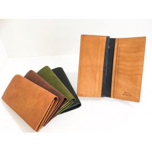 スマート長財布ですっきりシンプルに!