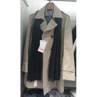 スーツ上にも着れる兼用コート!!