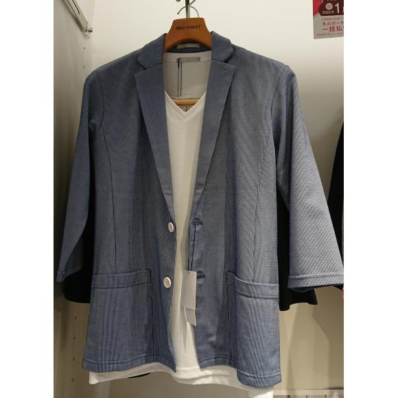 7分袖ジャケット
