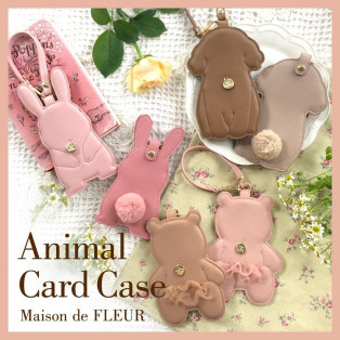 【Animal Card Case】