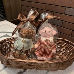 ベアフル チョコミント&ルビーチョコ