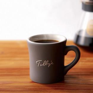 タリーズ コーヒーマグ(ダークグレー)