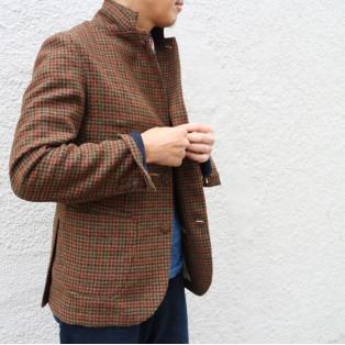 ムーンツイードのジャケット