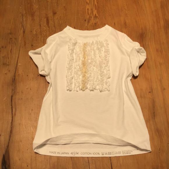 フリルの45星Tシャツ