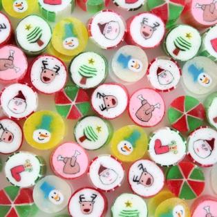 毎年大人気のクリスマスキャンディ☆