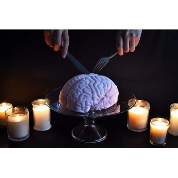 ハロウィン限定で禁断の甘美、「世界一美味しい脳みそ」が登場!