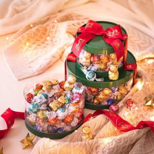 クリスマスムードあふれるボックスが登場