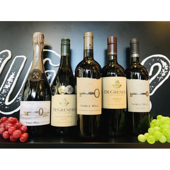 【南アフリカの自然派ワインが到着!】