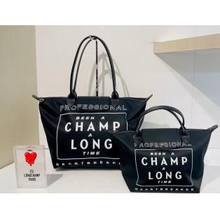 Longchamp × EU 限定コラボアイテム