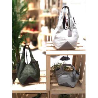 ティグリスクロス  袋型バッグ