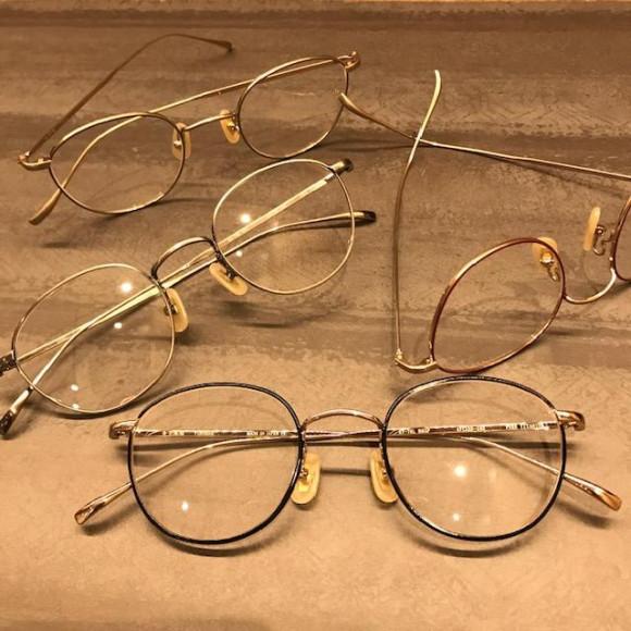 金子眼鏡ヴィンテージシリーズ KV-78 再入荷!