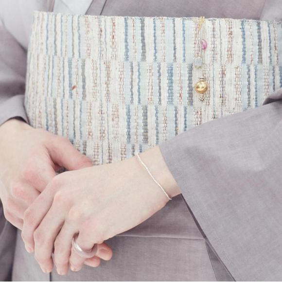 半巾帯の魅力