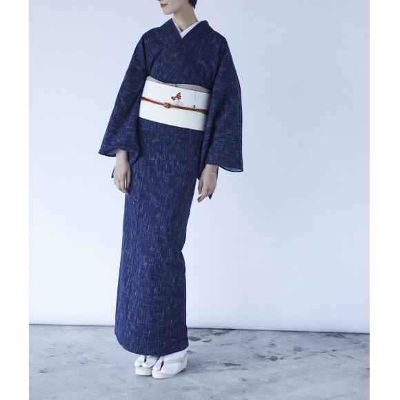THE YARD 名古屋帯/刺繍/南天