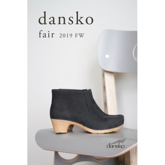 予告【10/26~11/31】dansko fair 2019 FW