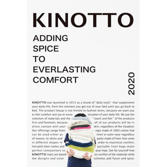 開催中【3/23~4/22】KINOTTO FAIR 2020