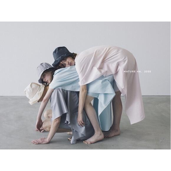 【5/22~6/11】mature ha. HAT fair S/S 2020