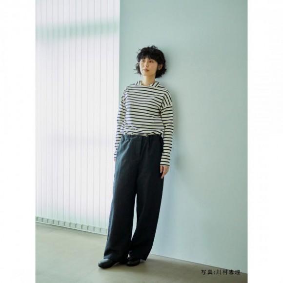 【PARCO ONLINE STORE】ウールリネンウェザーパンツ / D