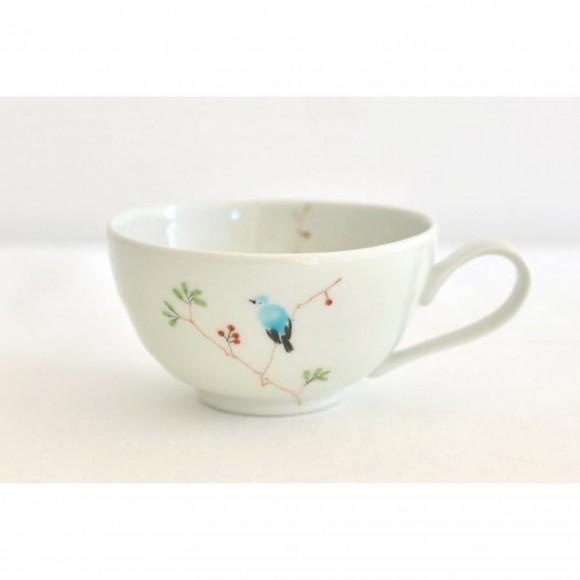 【PARCO ONLINE STORE】スープカップ 鳥 / M.Pots