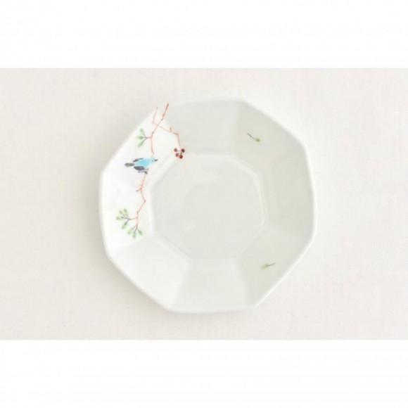 【PARCO ONLINE STORE】八角小皿 鳥 / M.Pots
