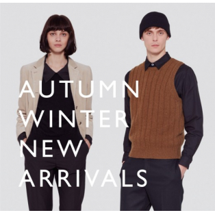 AUTUMN WINTER NEW ARRIVALS