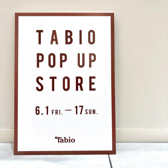 Tabio POP-UP STORE ‼︎