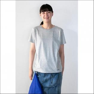 SMILE刺繍半袖Tシャツ