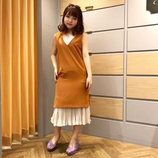 マーメイドドレス風♡ワンピース