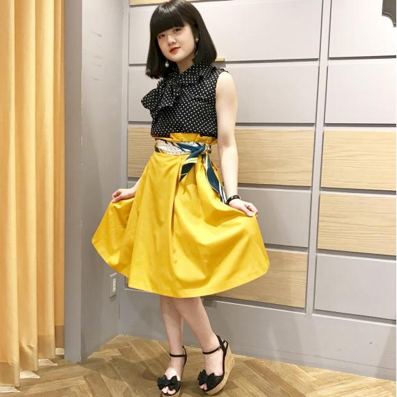 華やぎ♡スカート