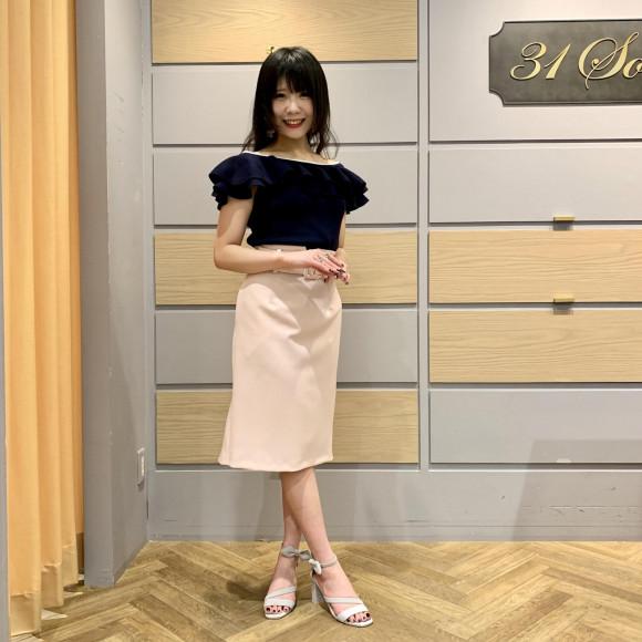 ガーリー♡タイトスカート
