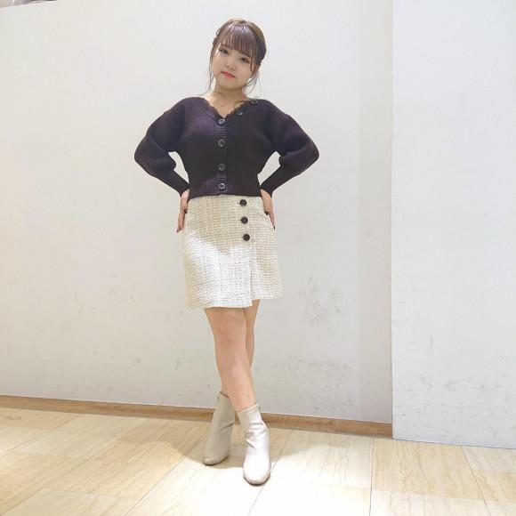 綺麗めデートスタイル♡
